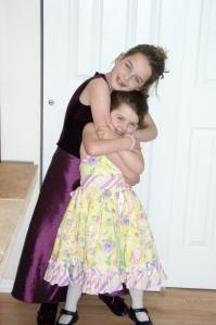 My little girls